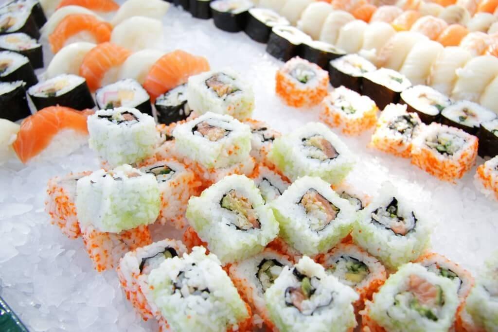 sushi finca bodas especiales Madrid