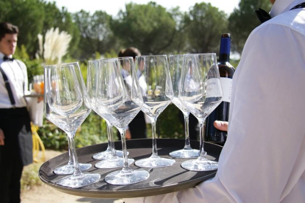 catering bodas especiales en Madrid