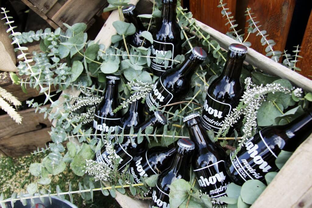 cerveza finca eventos en Madrid