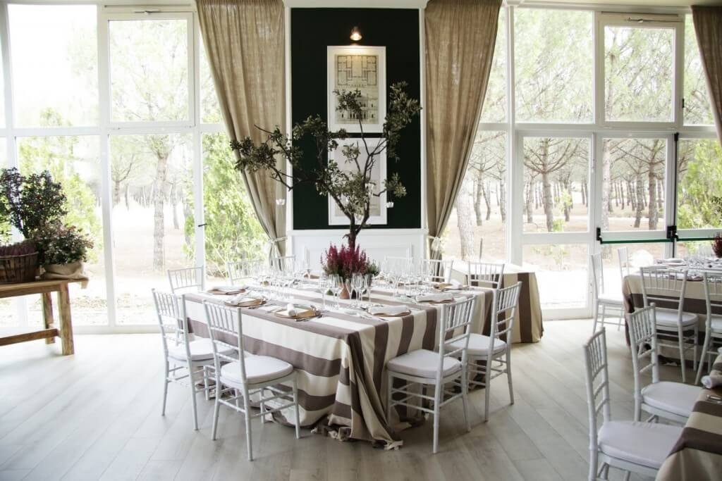 decoración finca para bodas especiales en Madrid
