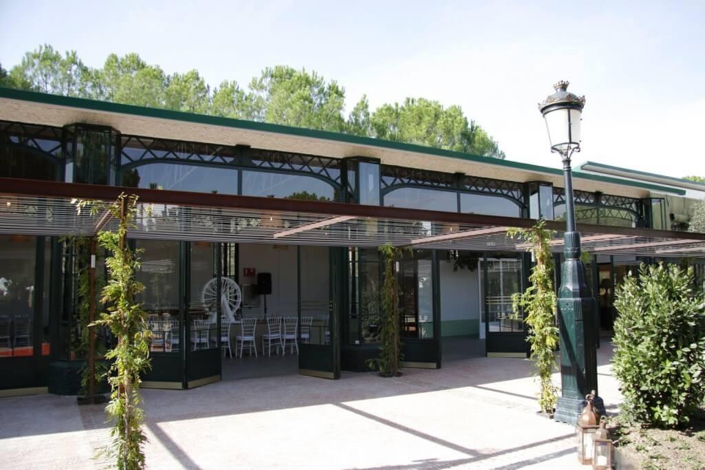 exterior finca para bodas especiales en Madrid