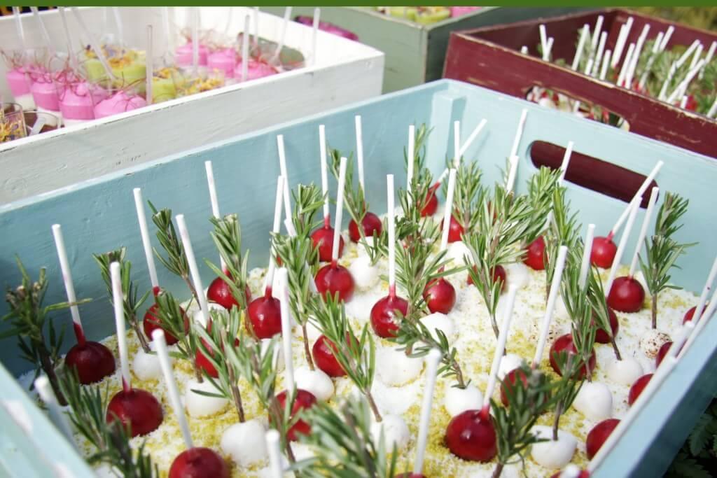 catering dulce para bodas originales en Madrid