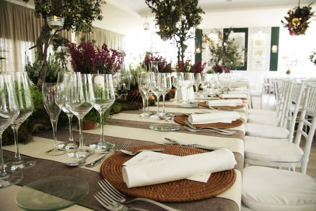 mesas bodas especiales en Madrid